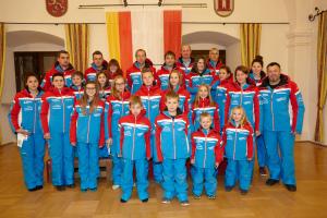 WSV Gmünd - Mannschaft